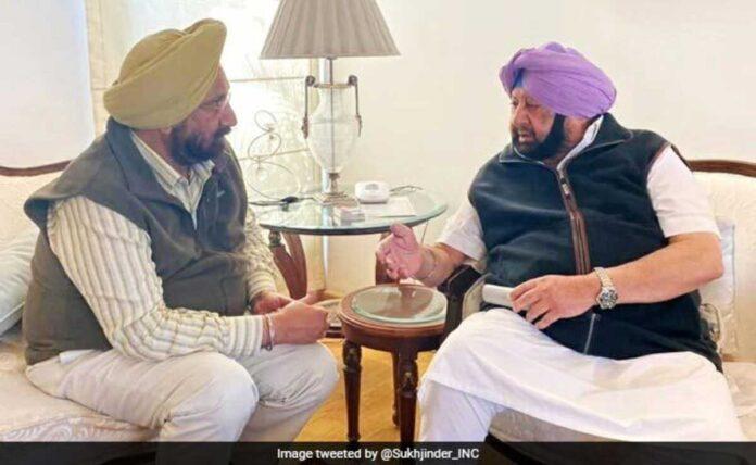 Punjab minister Sukhjinder Randhawa likely to become CM