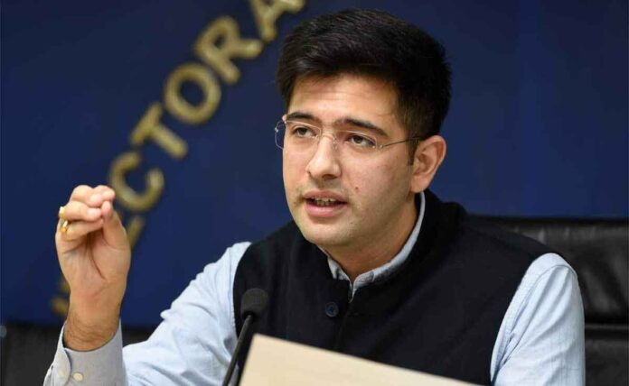 Selfish leaders cant give stable administration Raghav Chadha