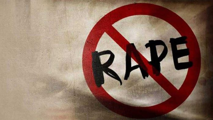 Rape with 14 year old girl in UP's Ballia village