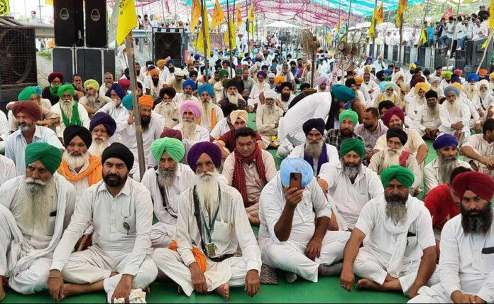 SKM Call Sep 27 Bharat Bandh: Delhi Police said we are watching