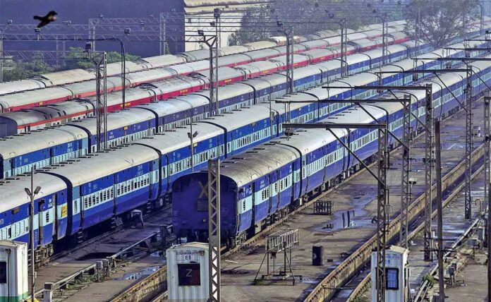Trains canceled due to farmers Bharat Bandh