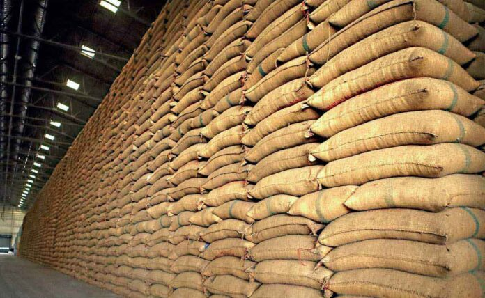 Around 17 million tonnes of surplus food grains will be used to make ethanol