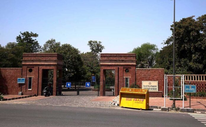 under DU's first cut-off list 36,130 students complete admission process