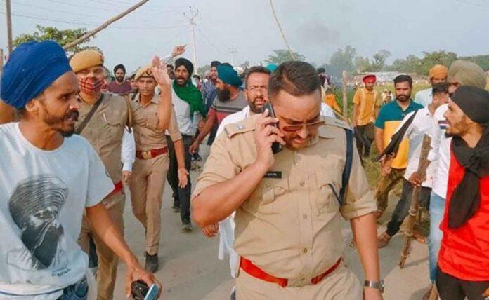 FIR on Lakhimpur Kheri Deaths Planned Conspiracy