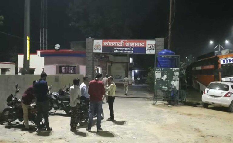 Hardoi थाना क्षेत्र में बाइक सवार बदमाशों ने तमंचे के बल पर की लूट