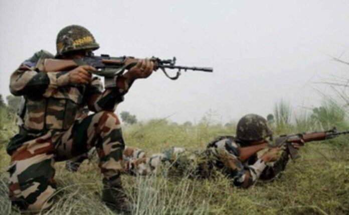Jammu-Kashmir: Army officer, 4 soldiers martyred in encounter