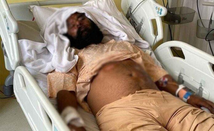 Lakhimpur Kheri violence: Minister Ajay Mishras son was in the car alleges injured farmer