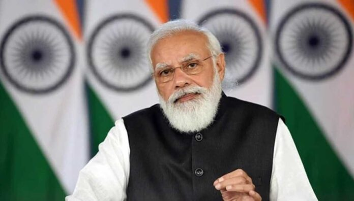 PM Modi talks on the result of India vaccination success