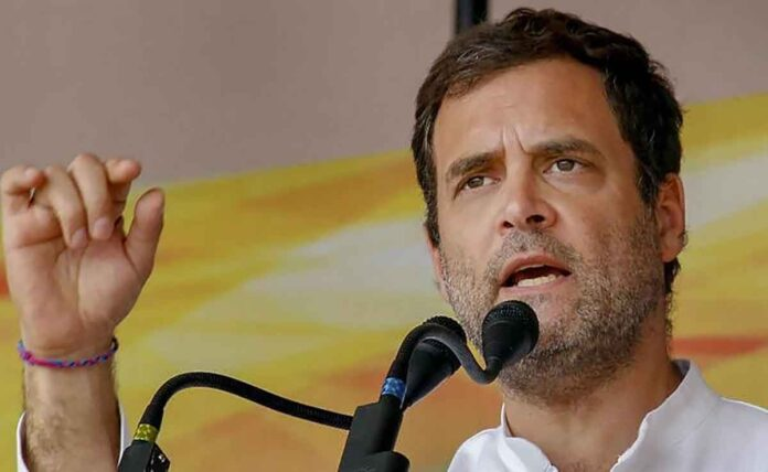 Rahul Gandhi targets government over hike in petrol, diesel prices