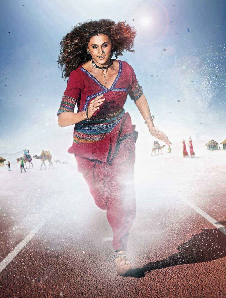 """Rashmi Rocket"" will release on October 15"