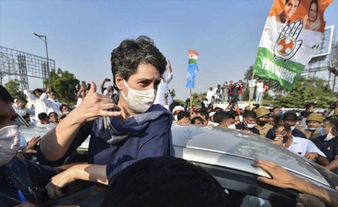 Telangana BJP leader on Priyanka Gandhi:
