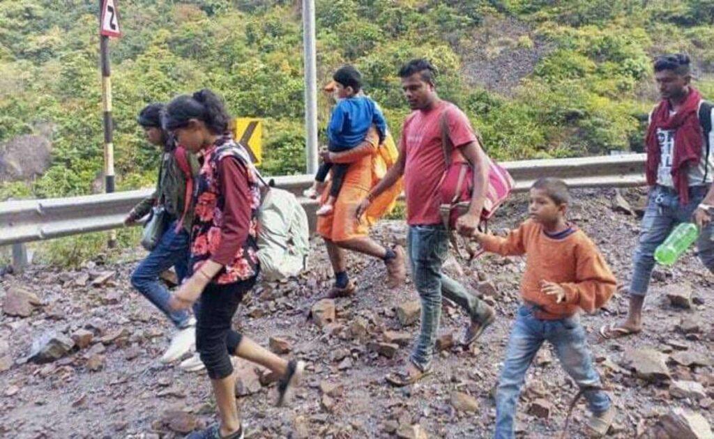 Uttarakhand- Ranikhet, Almora, cut off amid rain, fuel only for emergency