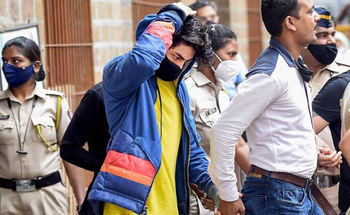 Shahrukh Khan's son Aryan Khan seeks bail