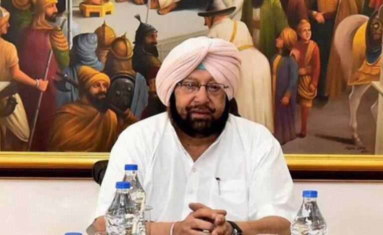 """Amarinder Singh के 'फ्रेंड रिक्वेस्ट' पर बीजेपी: """"गठबंधन को तैयार"""""""